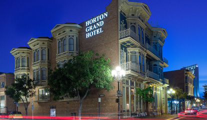 The Horton Grand Hotel
