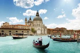 イタリア周遊