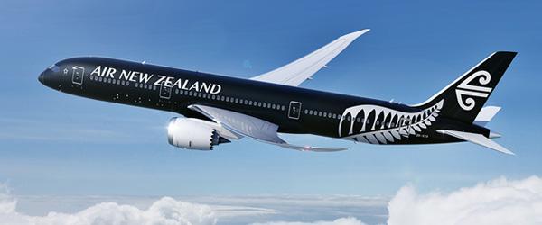 数々の受賞歴を持つニュージーランド航空
