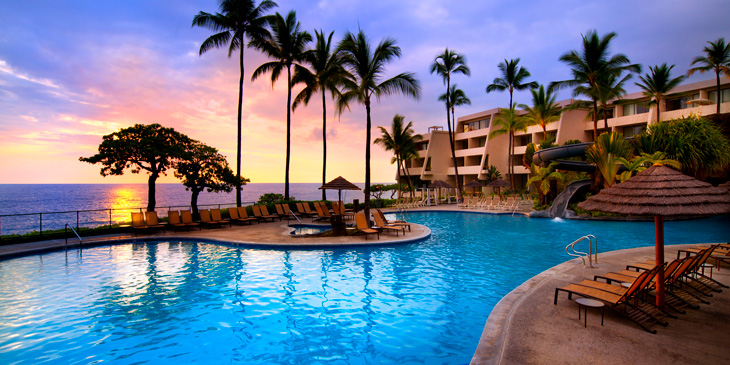 オアフ島+ハワイ島