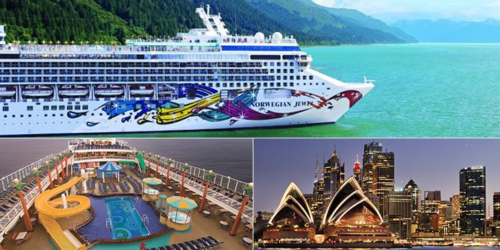 オーストラリア&ニュージーランド周遊クルーズ14泊16日