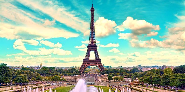 ロンドン+パリ