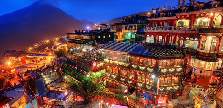 台北ツアー写真