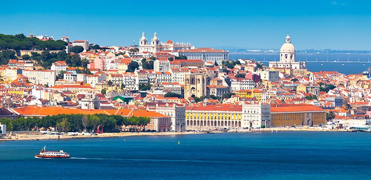 ポルトガル2都市ツアー写真