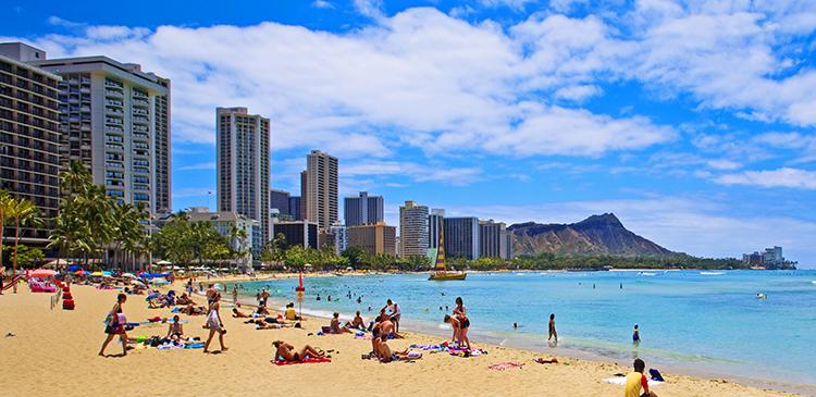オアフ島+ハワイ島ツアー写真