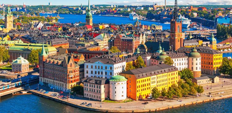 北欧3都市ツアー写真