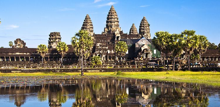シェムリアップ(カンボジア)ツアー写真