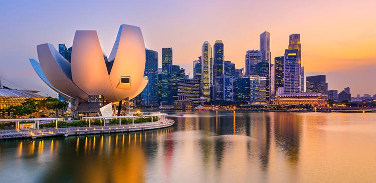シンガポールツアー写真
