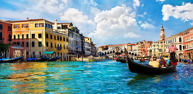イタリア3都市ツアー写真