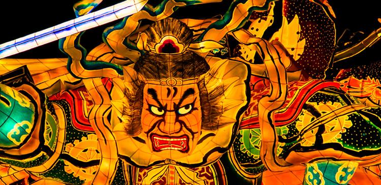 ねぶた祭に沸く青森と石巻・函館8泊9日ツアー写真