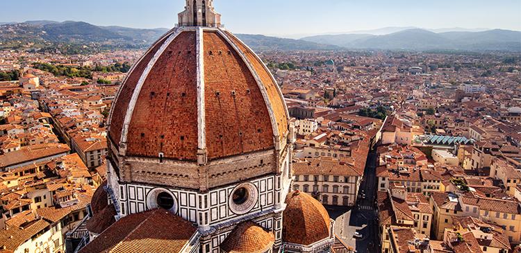 イタリア4都市ツアー写真
