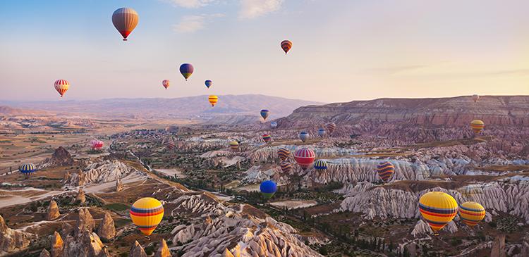 トルコ2都市周遊ツアー写真