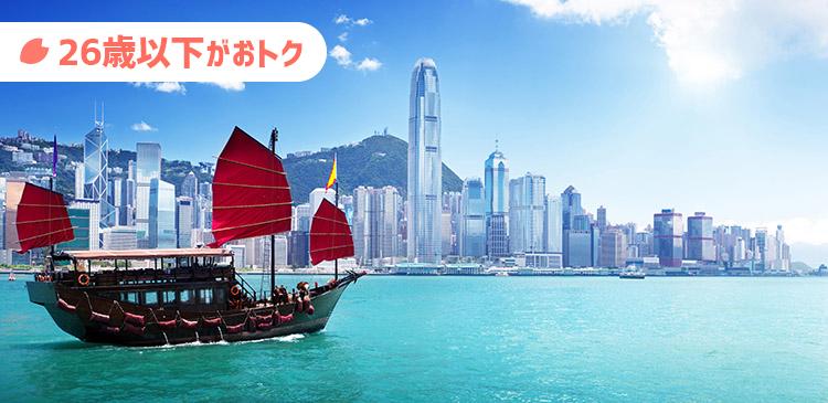 香港ツアー写真