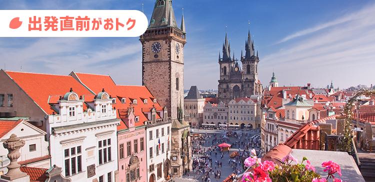 プラハ(チェコ)ツアー写真