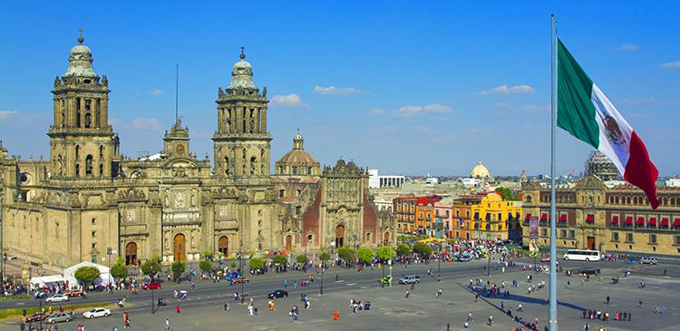 メキシコシティ(メキシコ)ツアー写真