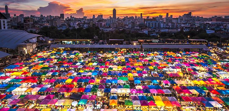 タイ(バンコク)ツアー写真