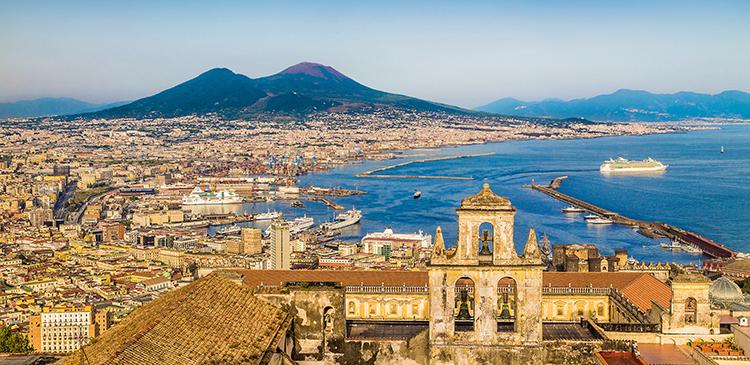 地中海4か国クルーズツアー写真
