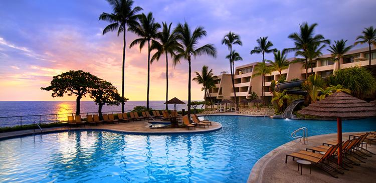 オアフ島+ハワイ島 ツアー写真