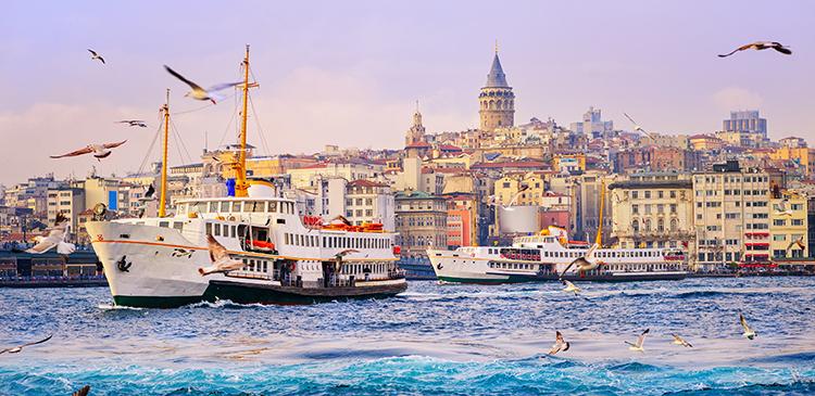 イスタンブール(トルコ)ツアー写真