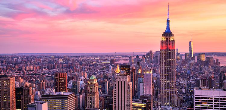 ニューヨークツアー写真