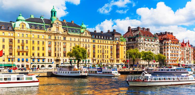 スウェーデン+フィンランドツアー写真
