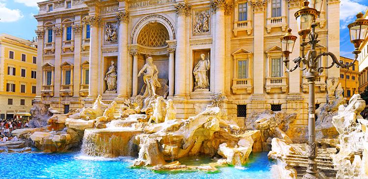 イタリア2都市周遊ツアー写真