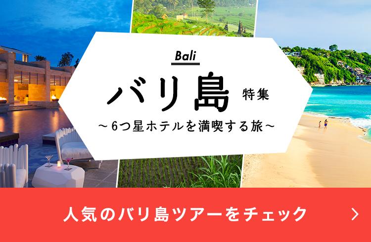 バリ島特集