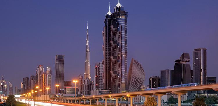 ドバイ(UAE)ツアー写真
