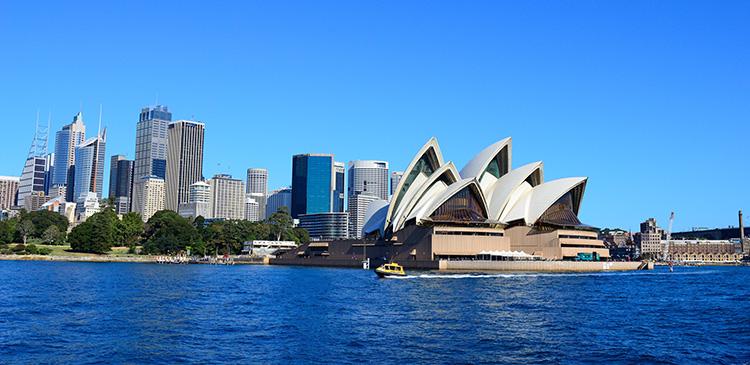 オーストラリア3都市周遊ツアー写真
