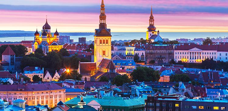 フィンランド+エストニアツアー写真