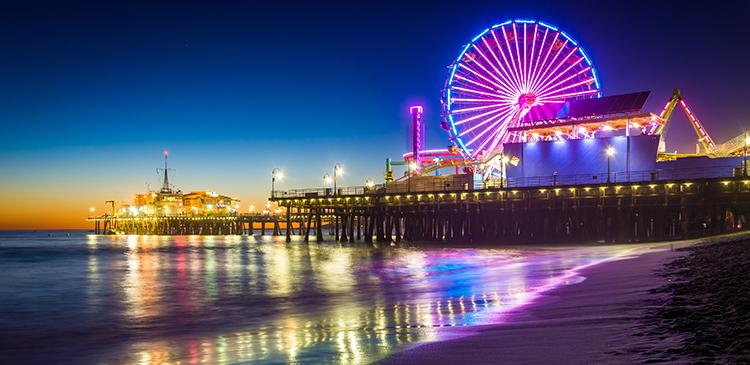 ロサンゼルス(アメリカ)ツアー写真