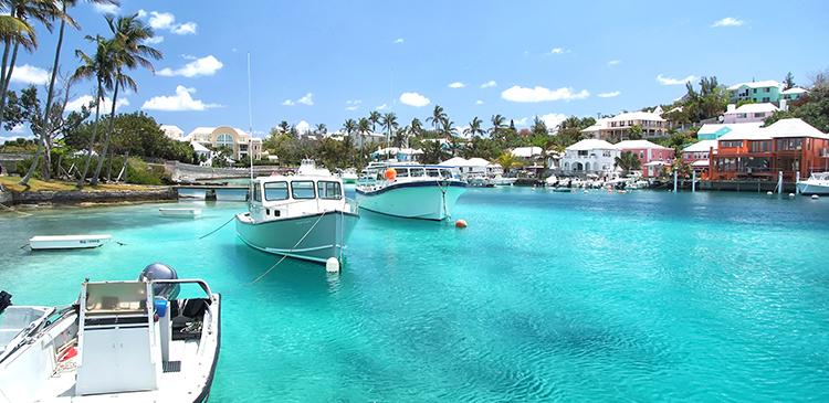 バミューダクルーズツアー写真