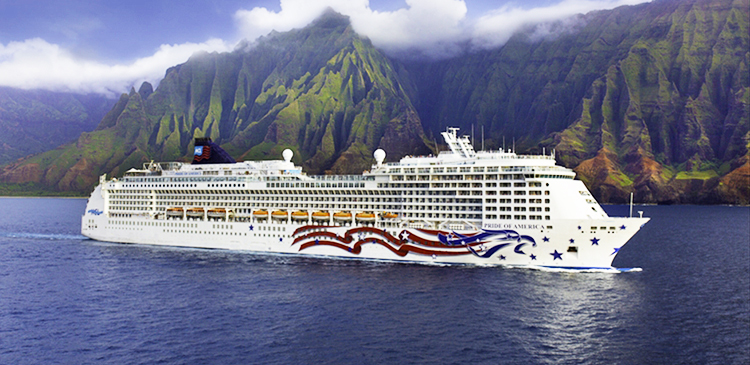 ハワイ周遊クルーズツアー写真
