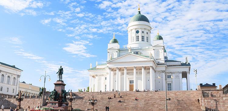 ヘルシンキ(フィンランド)ツアー写真