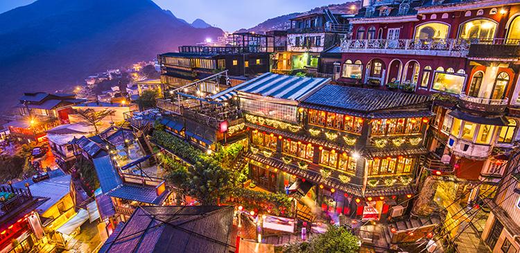 台北(台湾)ツアー写真