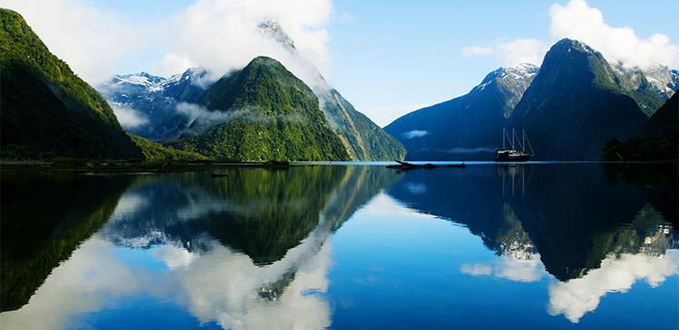 ニュージーランド4都市周遊ツアー写真