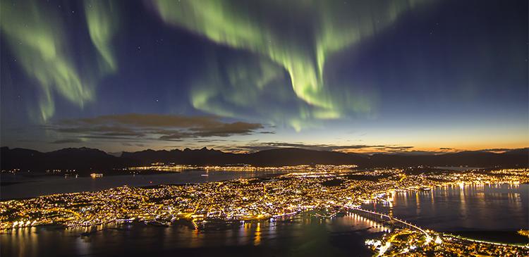 ノルウェー3都市ツアー写真