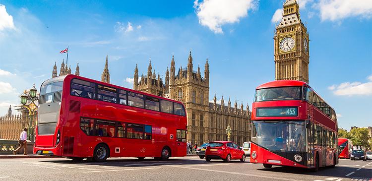 ロンドン(イギリス)ツアー写真