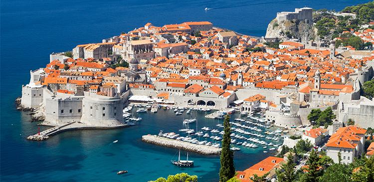 クロアチアツアー写真