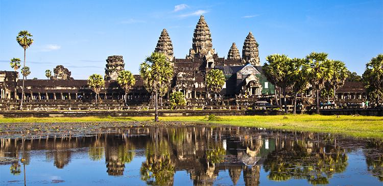 シェムリアップ(カンボジア)