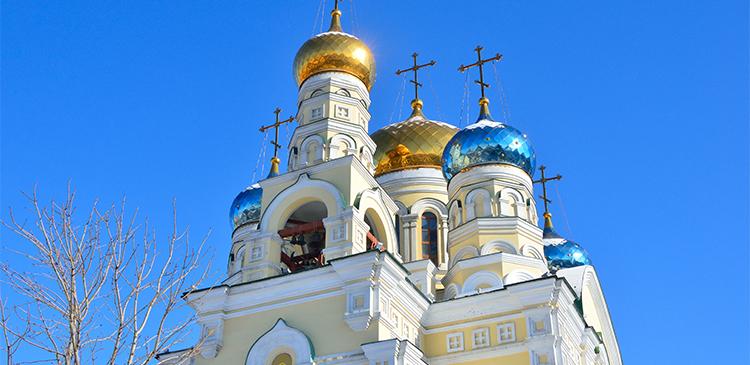 ウラジオストク(ロシア)ツアー写真