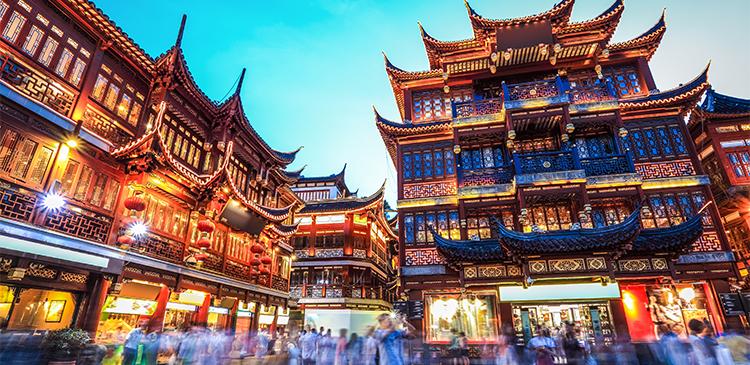 上海(中国)ツアー写真