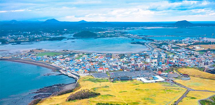 チェジュ島(韓国)ツアー写真