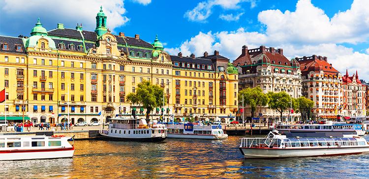 北欧3か国ツアー写真