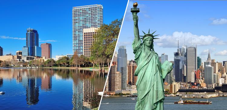 アメリカ2都市ツアー写真