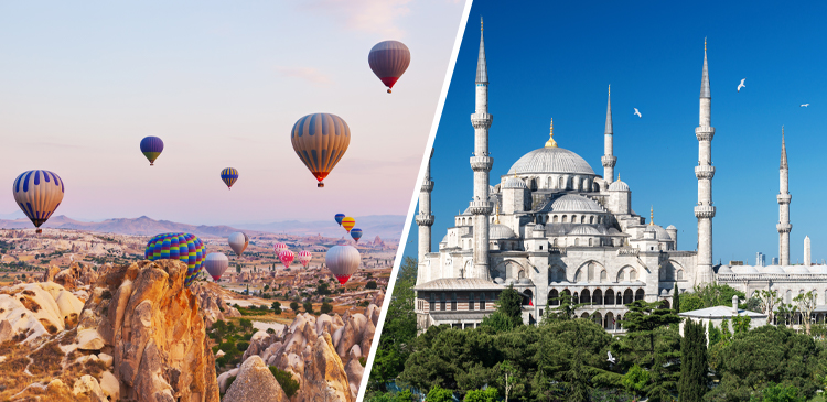 トルコ2都市ツアー写真