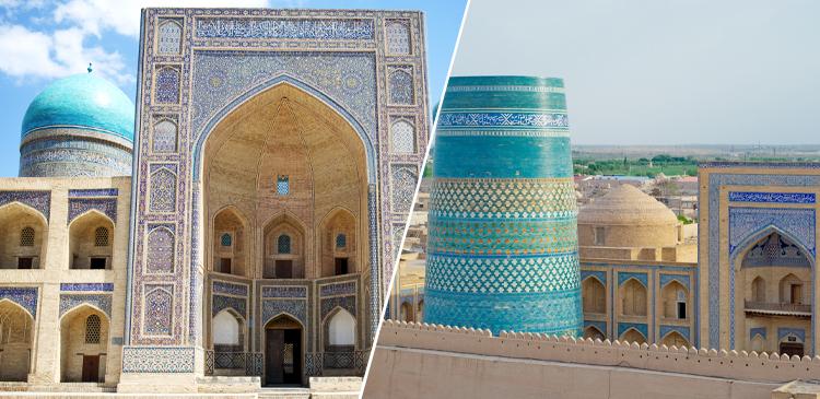 ウズベキスタンツアー写真