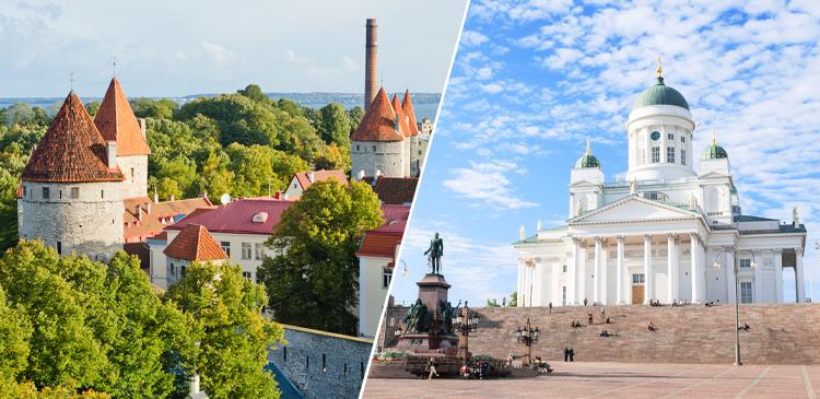 エストニア+フィンランドツアー写真