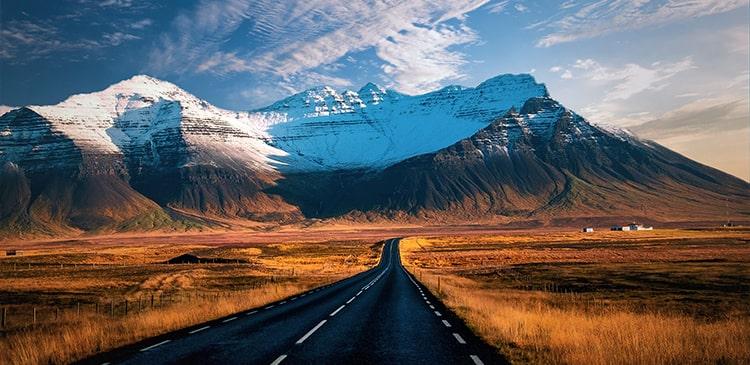 アイスランドの美しい景観!旅の素晴らしさを再確認できる『LIFE!』