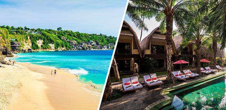 「セガラ ビレッジ ホテル」に泊まるバリ島(インドネシア)の旅